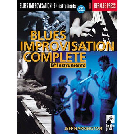 Blues Improvisation Complete: B Flat