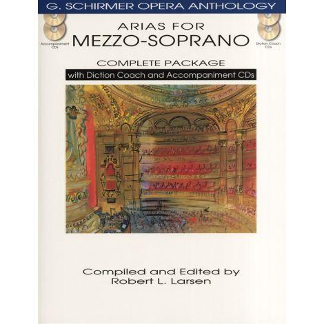 Arias For Mezzo-Soprano - Complete Package