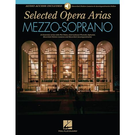 Selected Opera Arias: Mezzo-Soprano