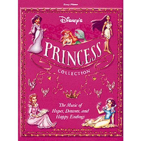 Disney's Princess Collection Easy Piano