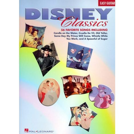 Disney Classics For Easy Guitar
