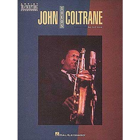 John Coltrane Solos: Artists Transcriptions