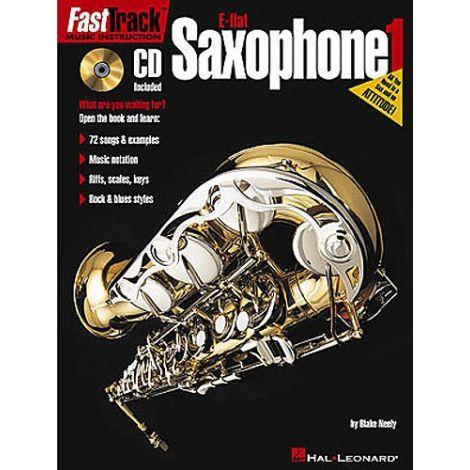 Fast Track: E Flat Saxophone - Book One