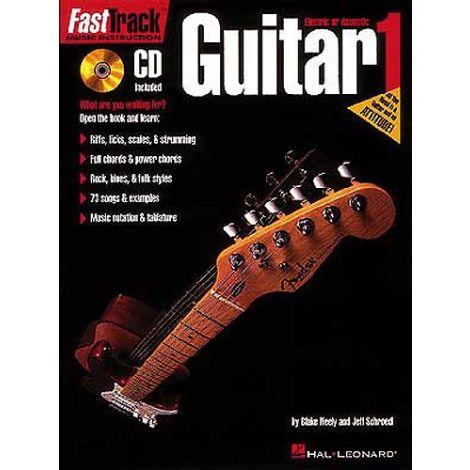 Fast Track: Guitar - Book One