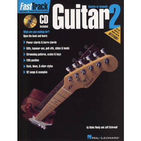 Fast Track: Guitar - Book Two