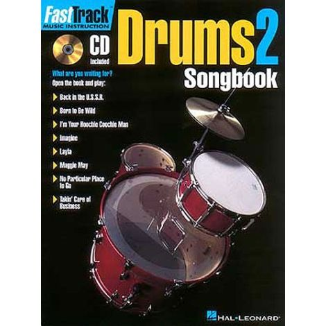 Fast Track: Drums 2 - Songbook One