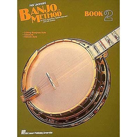 Hal Leonard Banjo Method Book 2