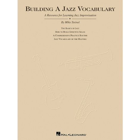 Building A Jazz Vocabulary