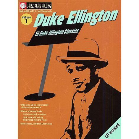 Jazz Play Along: Volume 1 - Duke Ellington
