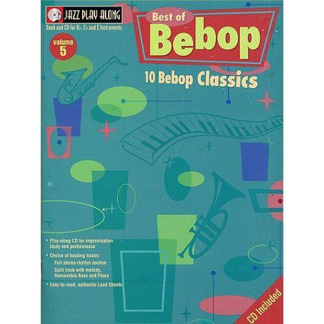 Jazz Play Along: Volume 5 - Best Of Bebop