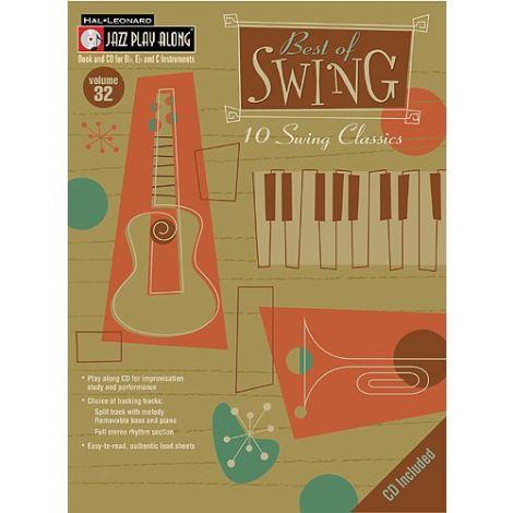 Jazz Play Along: Volume 32 - Best Of Swing
