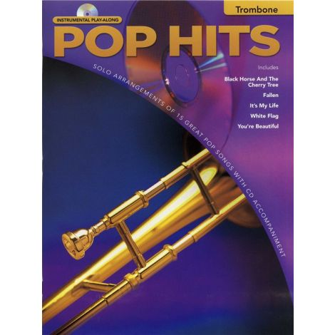 Instrumental Play-Along: Pop Hits (Trombone)