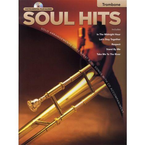 Instrumental Play-Along: Soul Hits (Trombone)