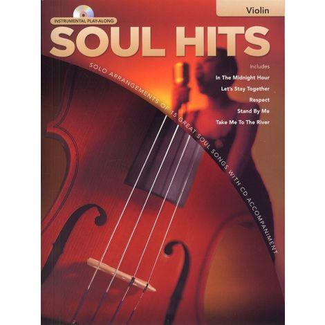 Instrumental Play-Along: Soul Hits (Violin)