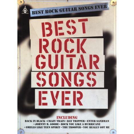 Best Rock Guitar Songs Ever