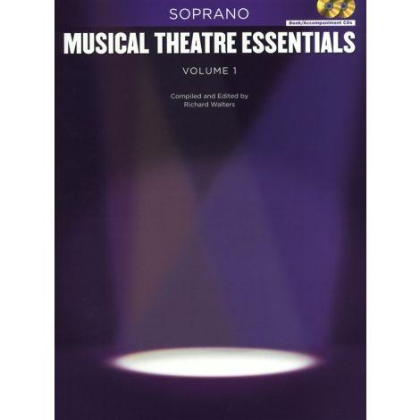 Musical Theatre Essentials: Soprano - Volume 1 (Book/2CDs)