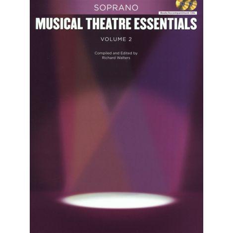 Musical Theatre Essentials: Soprano - Volume 2 (Book/2CDs)