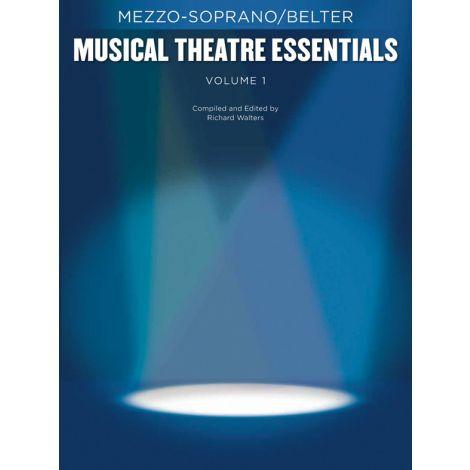 Musical Theatre Essentials: Mezzo-Soprano - Volume 1 (Book Only)