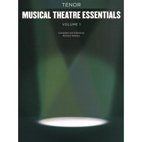 Musical Theatre Essentials: Tenor - Volume 1 (Book Only)