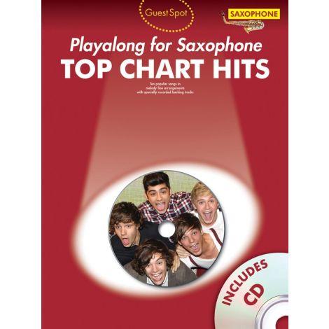 Guest Spot: Top Chart Hits - Alto Saxophone