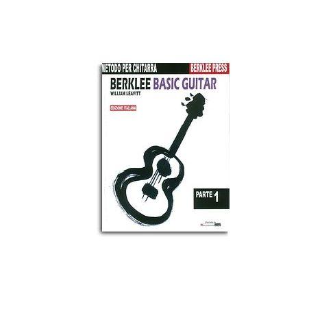 William Leavitt: Berklee Basic Guitar - Metodo Per Chitarra