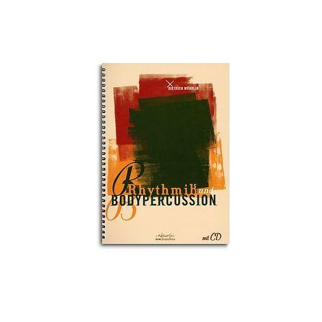 Dietrich W闂佸搫rlin: Rhythmik und Bodypercussion (Book and CD)