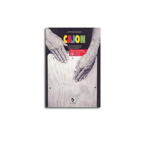 Matthias Philipzen: Cajon (Book And CD)