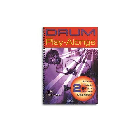 Nils Rohwer: Drum Play-Alongs 2