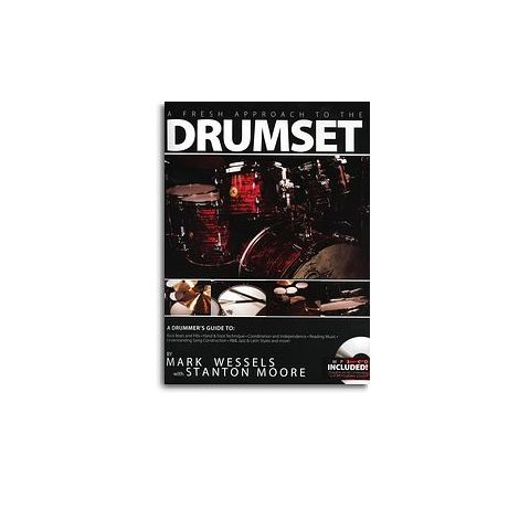 Mark Wessels: A Fresh Approach To The Drumset