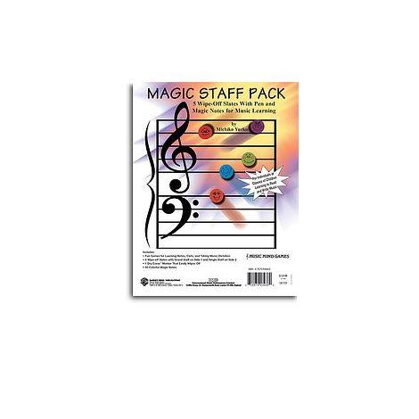 Yurko: Magic Staff Pack