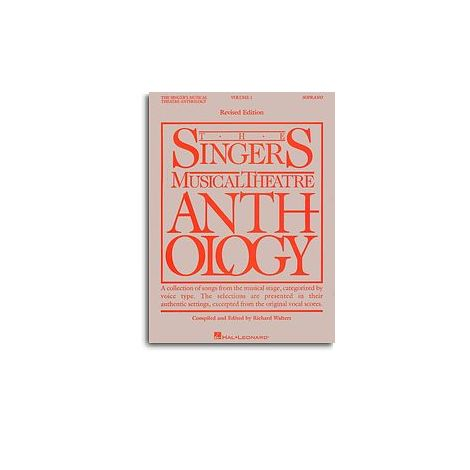 The Singers Musical Theatre Anthology: Volume One (Soprano)