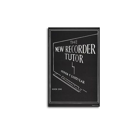 The New Recorder Tutor Book 1