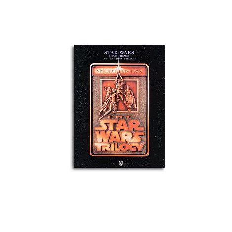 Star Wars Main Theme: Easy Piano Arrangement