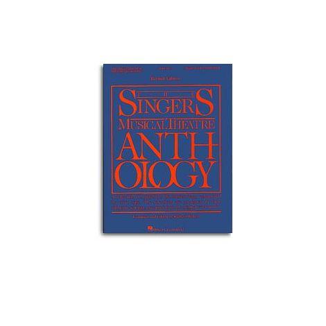 The Singers Musical Theatre Anthology: Volume One (Mezzo-Soprano)