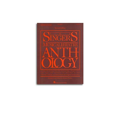 The Singers Musical Theatre Anthology: Volume One (Tenor)