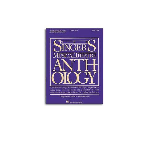 The Singers Musical Theatre Anthology: Volume Three (Soprano)
