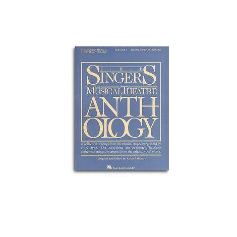 The Singers Musical Theatre Anthology: Volume Three (Mezzo-Soprano)