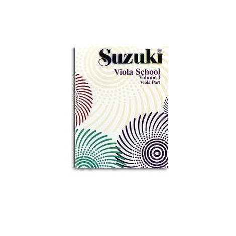 Suzuki Viola School: Viola Part Volume 1