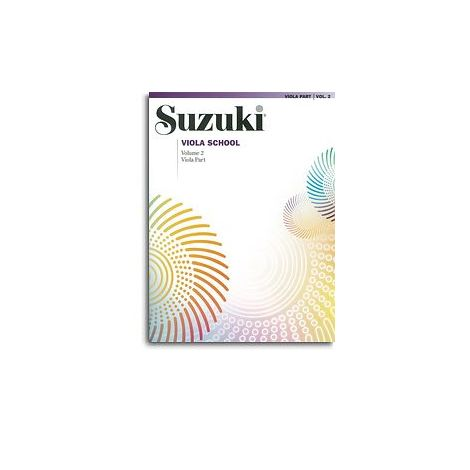 Suzuki Viola School Volume 2 (Viola Part)