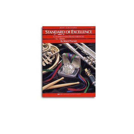 Standard Of Excellence: Comprehensive Band Method Book 1 (E Flat Alto Saxophone)