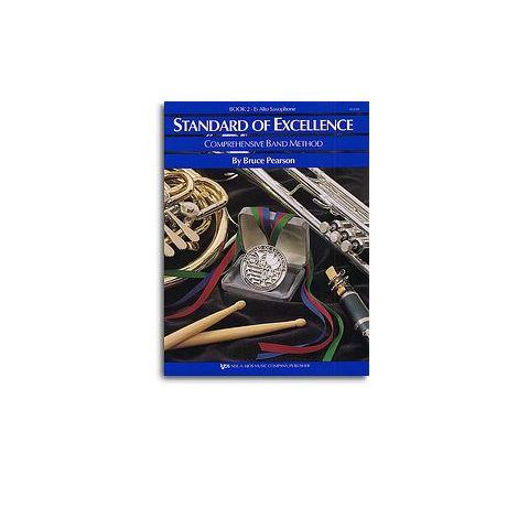Standard Of Excellence: Comprehensive Band Method Book 2 (E Flat Alto Saxophone)