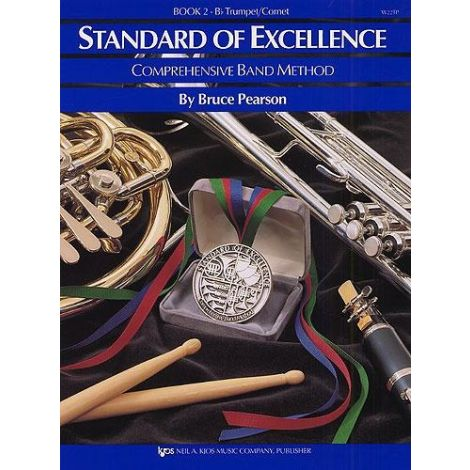 Standard Of Excellence: Comprehensive Band Method Book 2 (B Flat Trumpet/Cornet)