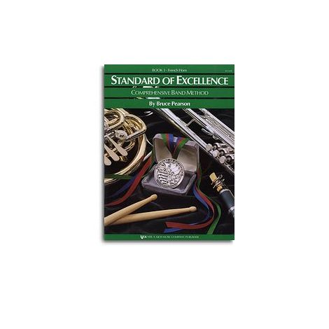Standard Of Excellence: Comprehensive Band Method Book 3 (Bassoon)