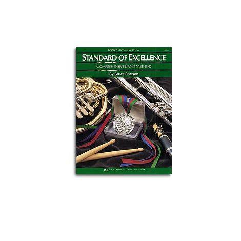 Standard Of Excellence: Comprehensive Band Method Book 3 (B Flat Trumpet/Cornet)