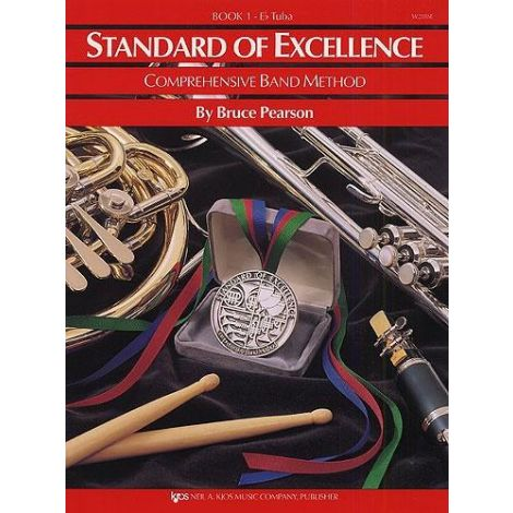 Standard Of Excellence: Comprehensive Band Method Book 1 (E Flat Tuba)