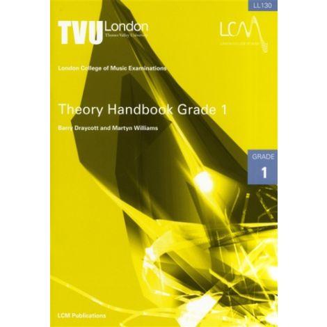LCM London College of Music Theory Handbook: Grade 1