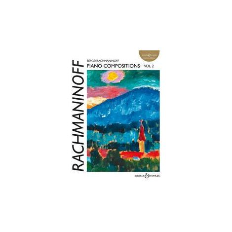Sergei Rachmaninoff: Piano Compositions 2 (Authentic Edition)