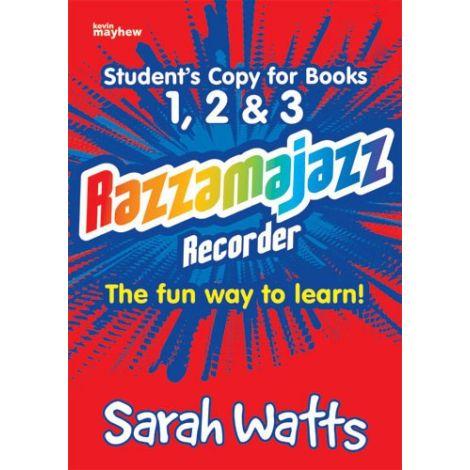 Razzamajazz Recorder - Books 1-3 (Students Copy)