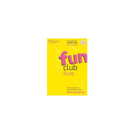 Fun Club Flute - Grade 0-1 (Students Copy) with CD