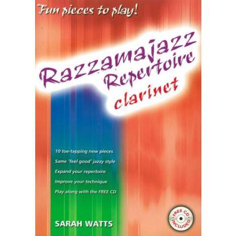 Razzamajazz Repertoire